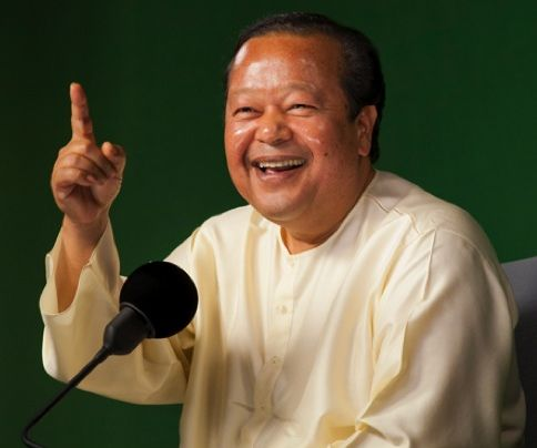 Maharaji's humor and wit